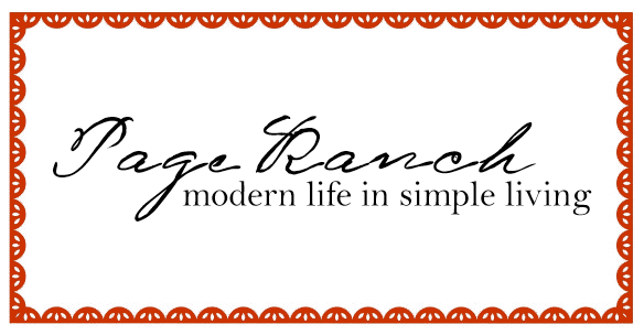 Page Ranch logo